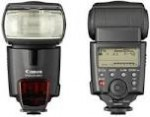 Canon 580EXII flash unit