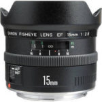 Canon 15mm fisheye
