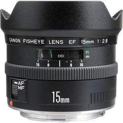 Canon 15mm fisheye