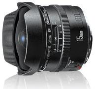 Canon EF 15mm f 2.8 Fisheye