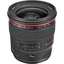 Canon EF 24mm f 1.4 L II USM